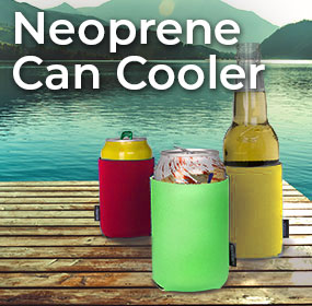 Koozie® neoprene can cooler homepage