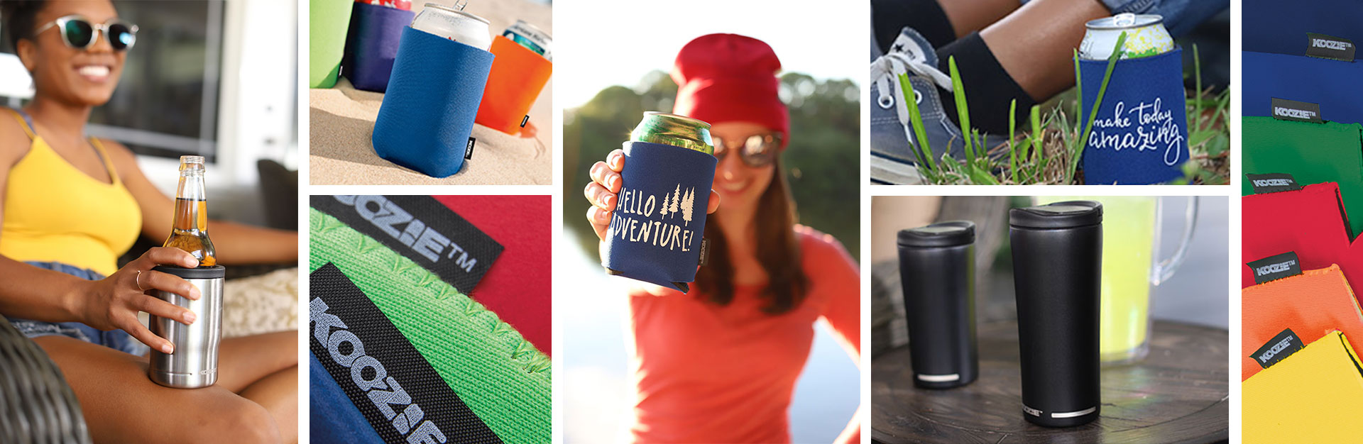 About Us Koozie® images