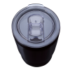 Koozie® Stainless Steel Insulated Triple Can Cooler 12 oz Black top