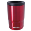 Koozie® Stainless Steel Insulated Triple Can Cooler 12 oz red no lid