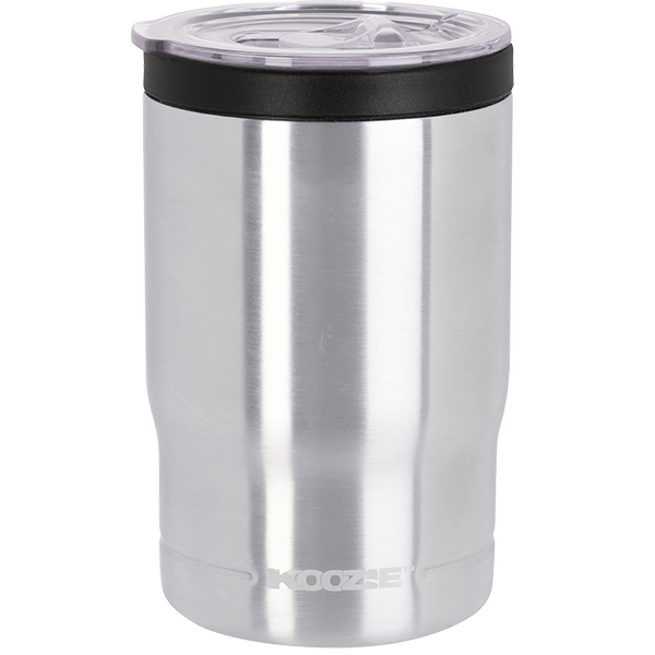 Koozie Stainless Steel Insulated Triple Can Cooler 12 Oz Can Holder Koozie
