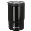 Koozie® Stainless Steel Insulated Triple Can Cooler 12 oz Black