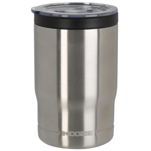 Koozie® Stainless Steel Insulated Triple Can Cooler 12 oz Silver