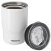 Koozie® Stainless Steel Insulated Triple Can Cooler 12 oz White styled