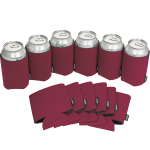 Koozie® Can Cooler Blank Foam Maroon