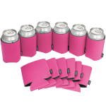 Koozie® Can Cooler Blank Foam Pink