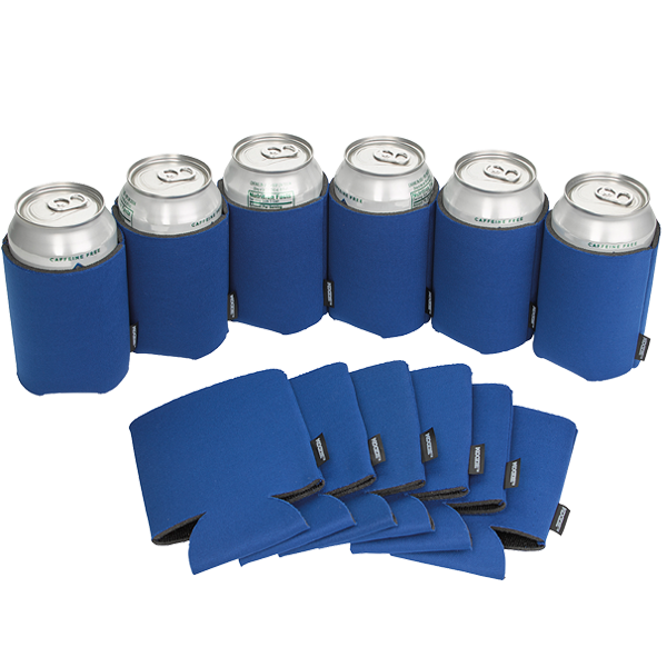 Koozie® Can Cooler Blank Foam Royal