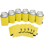 Koozie® Can Cooler Blank Foam yellow