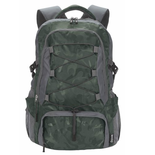 Koozie® Wanderer Backpack - Camo Hunter Green - 16175