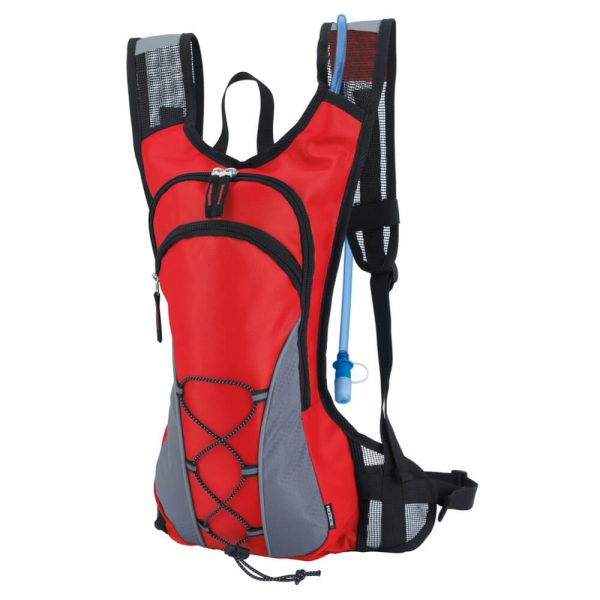 Koozie® Hydration Backpack with 2L Reservoir - Red - 16183