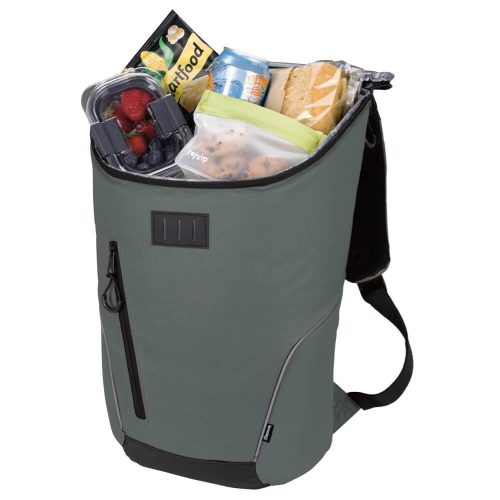 Koozie® Rogue Insulated Cooler Backpack - Gray - 16185