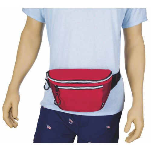 Koozie® Rowdy Fanny Pack - Red - 16187