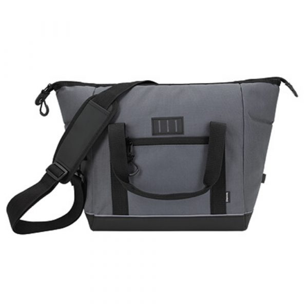 Koozie® Rogue 12 Can Insulated Cooler Bag - Gray - 16126