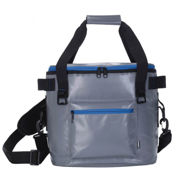 Koozie® Olympus Insulated Cooler Bag 24 can - Gray - 16179