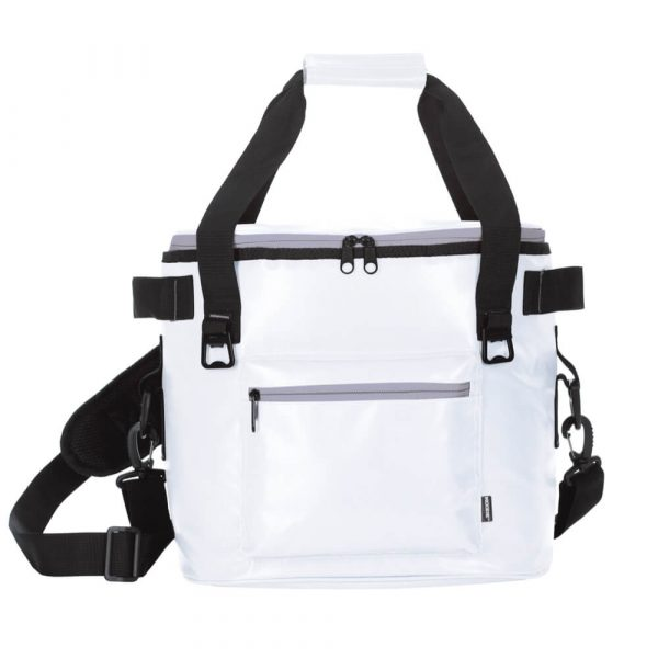 Koozie® Olympus Insulated Cooler Bag 24 can - White - 16179