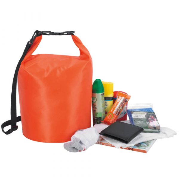Koozie® Dry Bag 10L - Orange - 16182